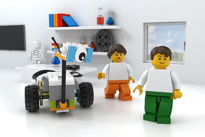 Lego Education dla Dzieci KidsCraft